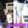 How to make homemade almond nut milk