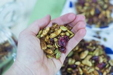 Grain Free Paleo Granola Recipe