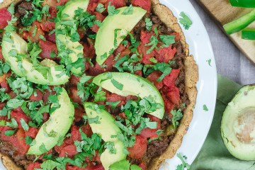 Low Carb Keto Taco Pie | Keto Dinner Recipes