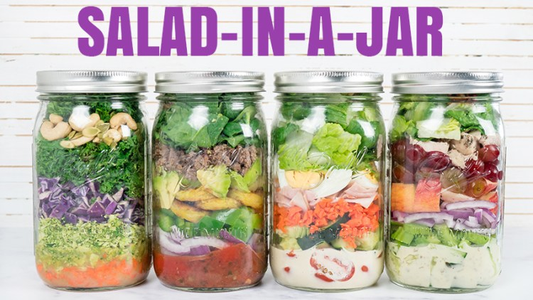 Detox Salad Recipes for Weight Loss
