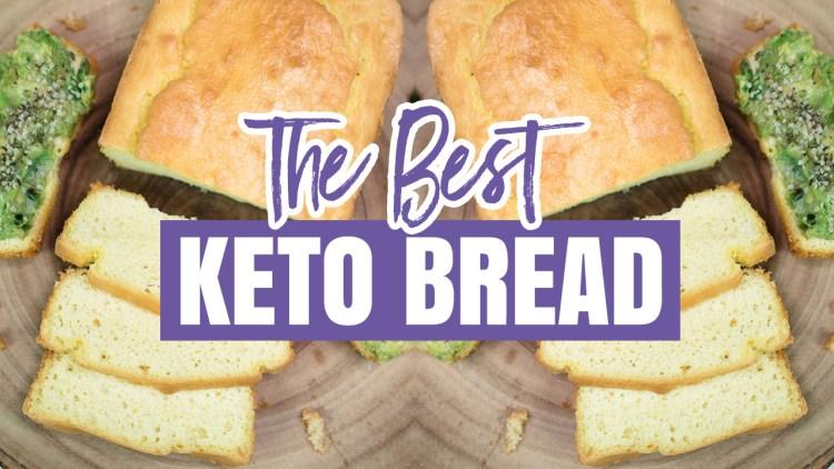 Low Carb Keto Bread Recipe (Dairy Free)