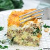 Keto Turkey Sausage Breakfast Casserole