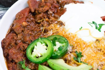 Healthy Keto Chili Recipe