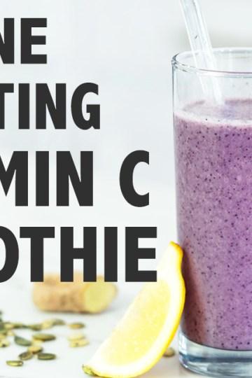 Immune Boosting Foods | Vitamin C Smoothie