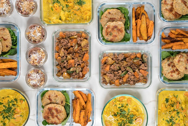 5-DAY ANTI-INFLAMMATORY MEAL PREP