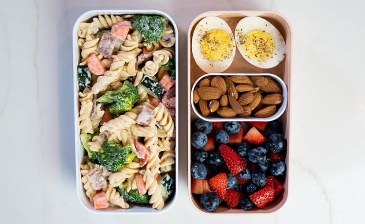 HEALTHY MEAL PREP | 5 Make-Ahead Healthy Lunch Recipes for School or Work