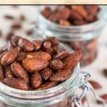 RANCH ROASTED ALMONDS | Healthy Snack, Vegan, Paleo, Gluten Free, Keto