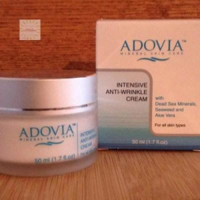 Adovia Intensive Anti Wrinkle Facial Moisturizer Cream