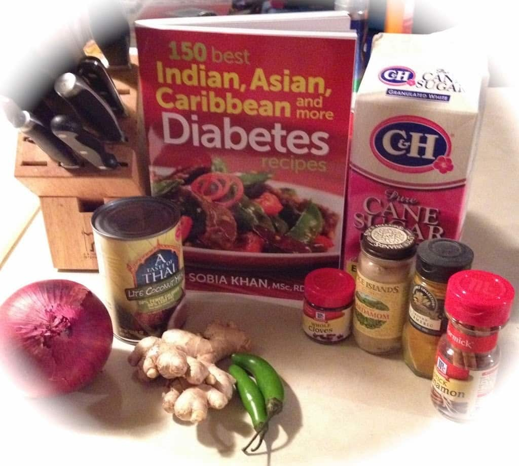 South indian coconut shrimp curry recipe feeling fit bit by bit i collected most of the ingredients for a quick group portrait missing are the salt vegetable oil and the shrimp forumfinder Image collections