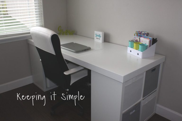Super 21 Awe Inspiring Ikea Desk Hacks That Are Affordable And Easy Download Free Architecture Designs Osuribritishbridgeorg