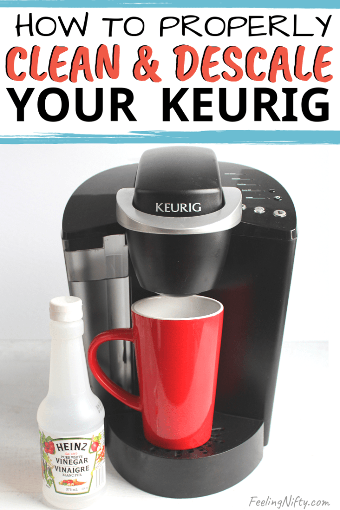 How To Descale A Keurig 2 Easy Ways With Vinegar And Without