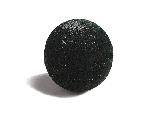 Sparkly Little Black Bath Bomb