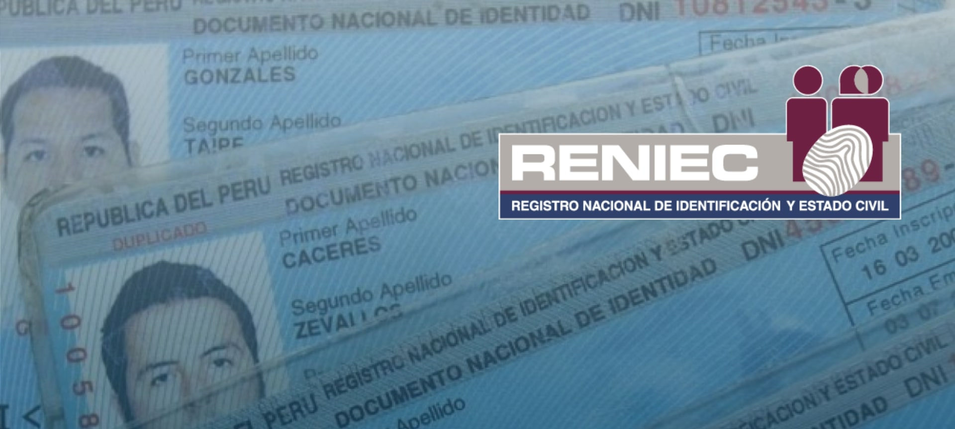 Consulta DNI 🥇 Buscar personas en la Reniec 🥇 【Actualizado 2020】