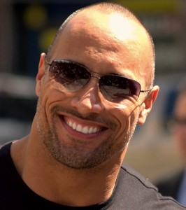 The Rock Successful