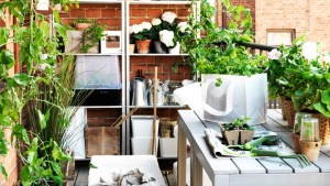 Urban Outdoor Space: Small Balcony Inspirations