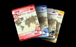 Pandémie cartes pays