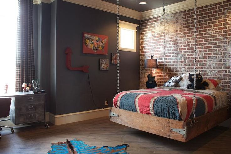 Breathtaking Exposed Brick Walls Interiors That You Will