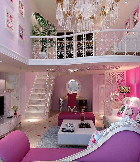Huge Awesome Rooms Girls