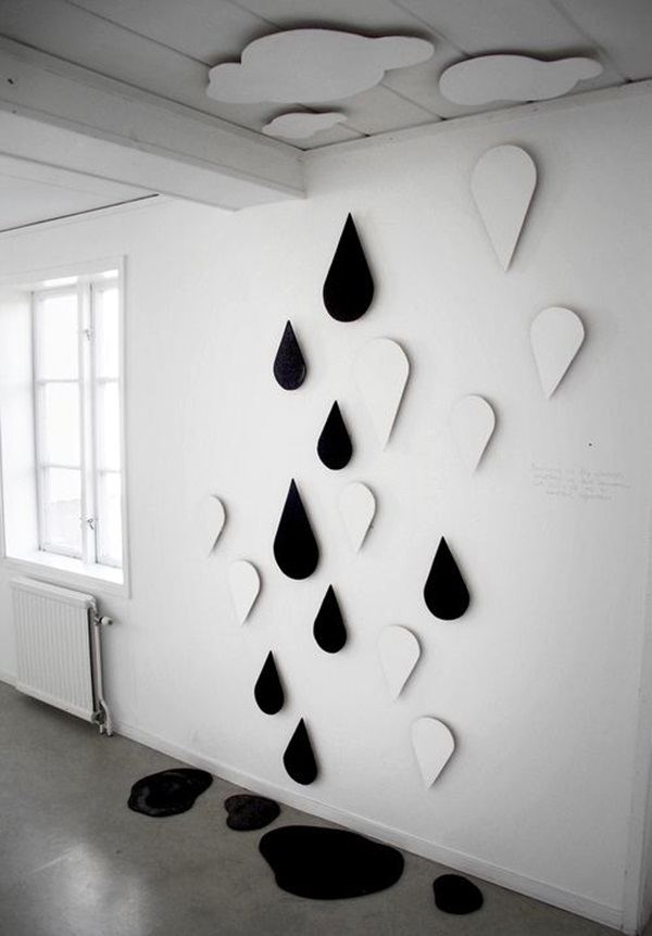 3d de pared decoración de ideas7