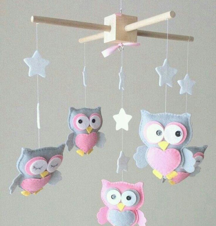 Girl Owl Baby Shower Ideas