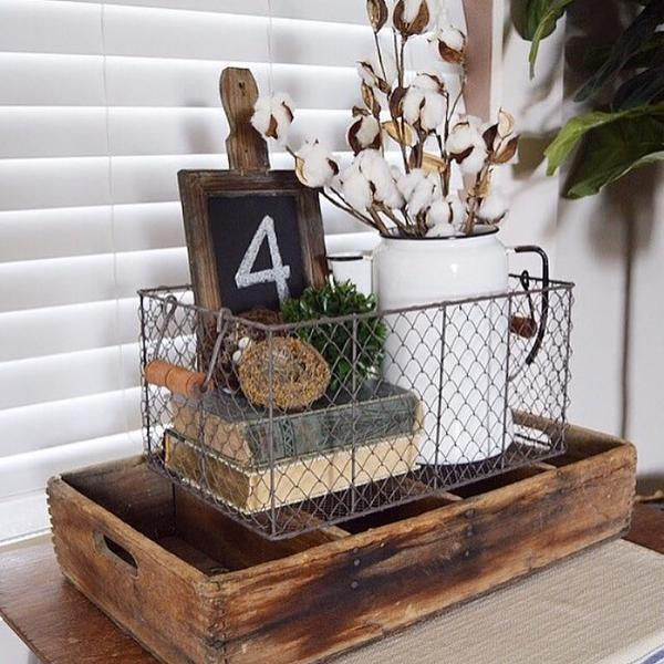 Wire Baskets Interior Ideas That You May Implement In Your Home