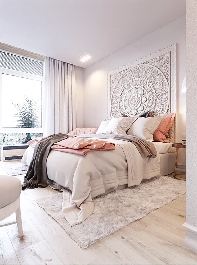 Inviting Contemporary Bedrooms For A Comfortable Life