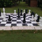 Large chessboard