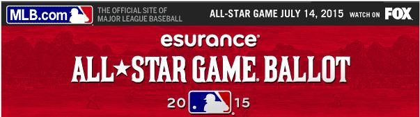 All-Star ballot 2015