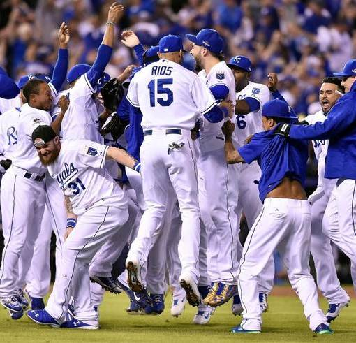 Royals defeat Astros