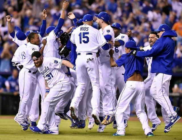 Royals defeat Astros