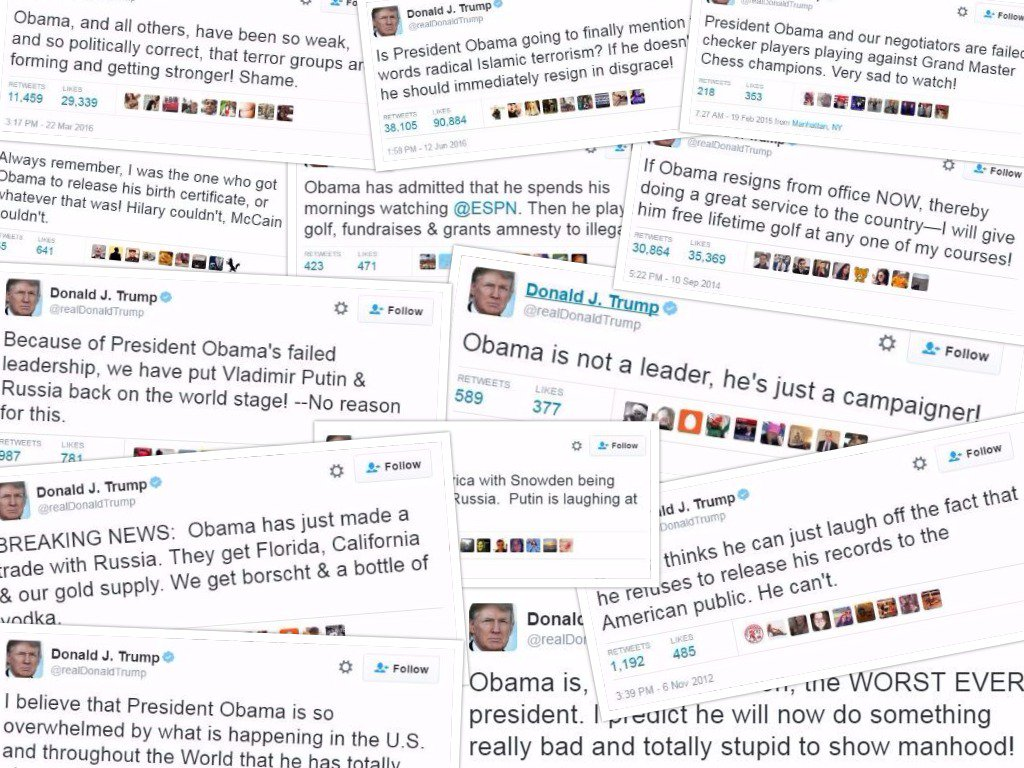 Presidential Disrespect