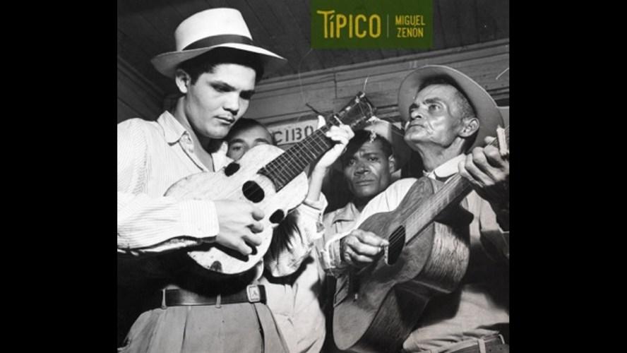 Miguel Zenon Tipico