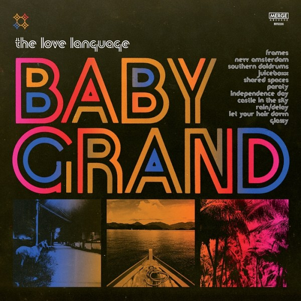 The Love Language: Baby Grand