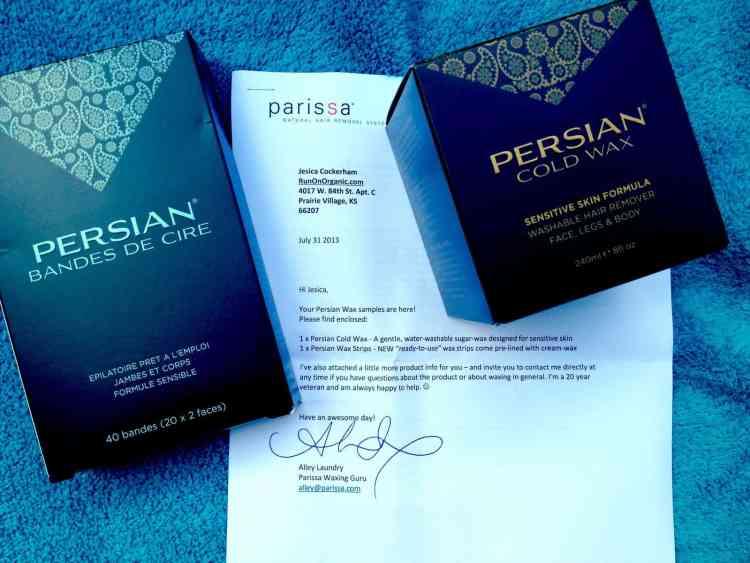Persian Parissa Wax Review