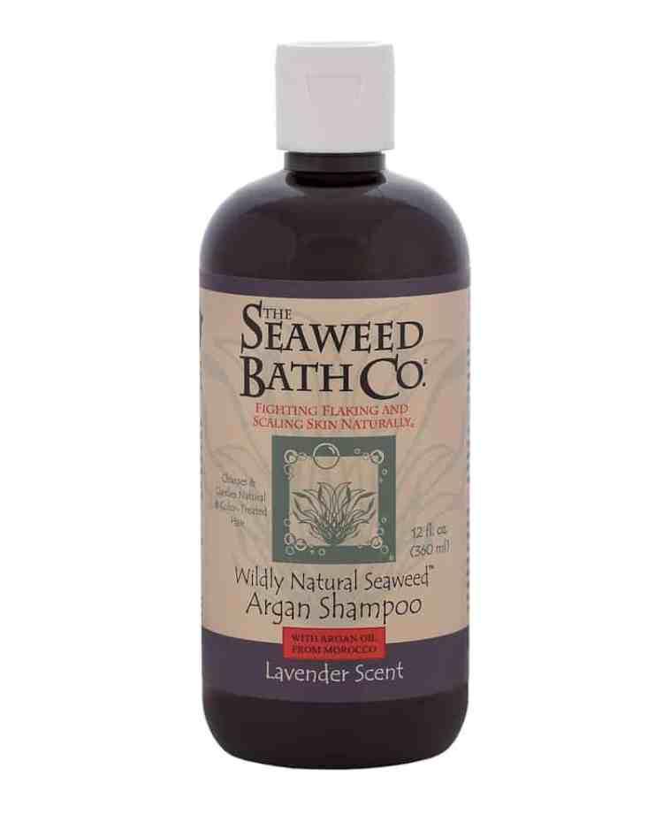 Seaweed Bath argan shampoo lavender