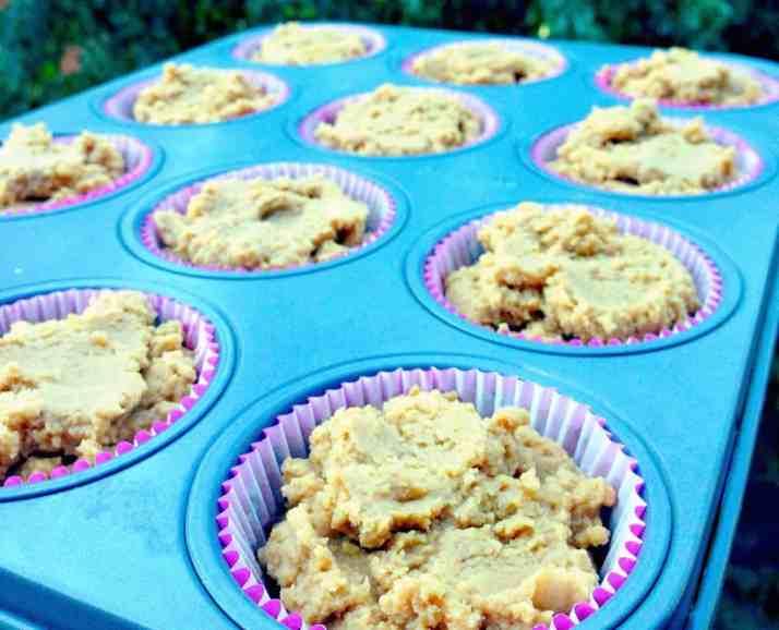 organic gluten free muffins protein