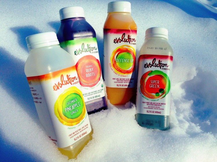 Evolution Fresh Juices Review