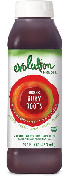 evolution ruby roots