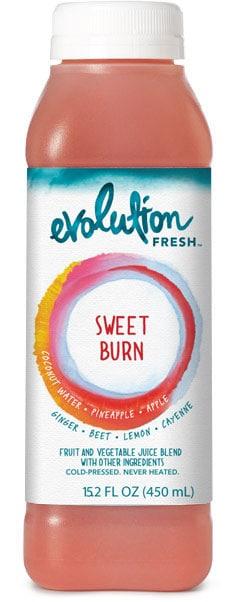 evolution fresh sweet burn