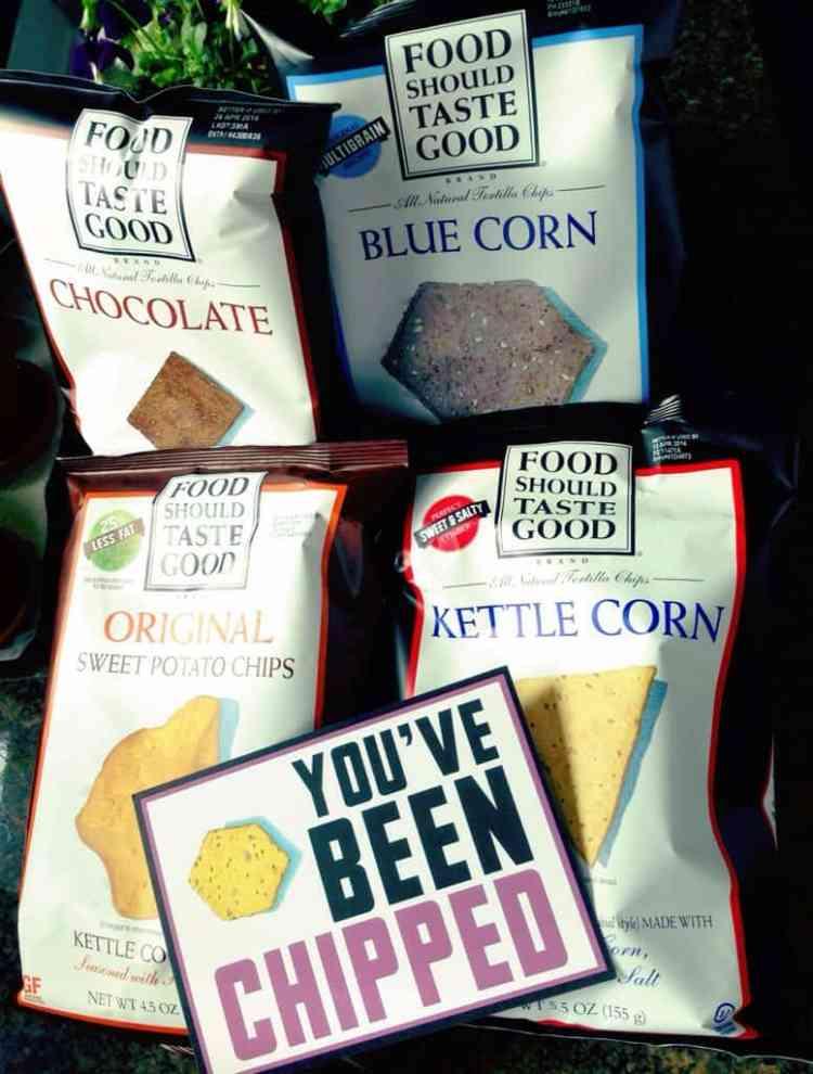 Food Should Taste Good Chips Review
