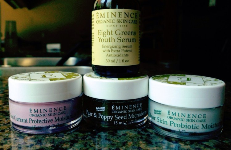 eminence organic skincare review