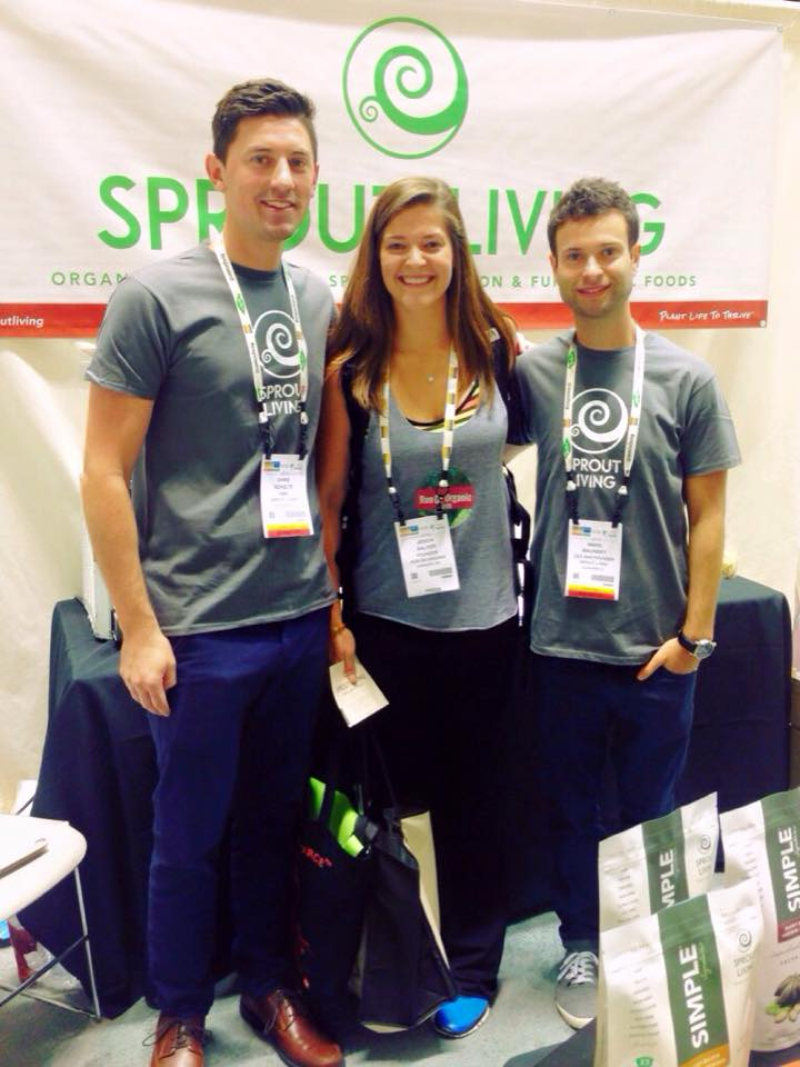sprout living Expo West