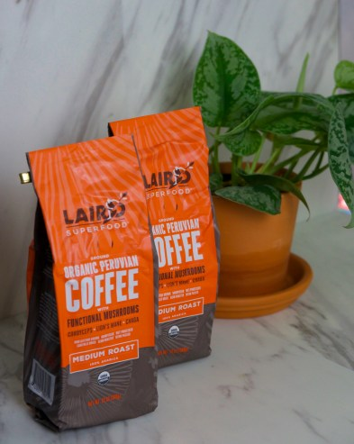 laird superfood functional mushroom coffee