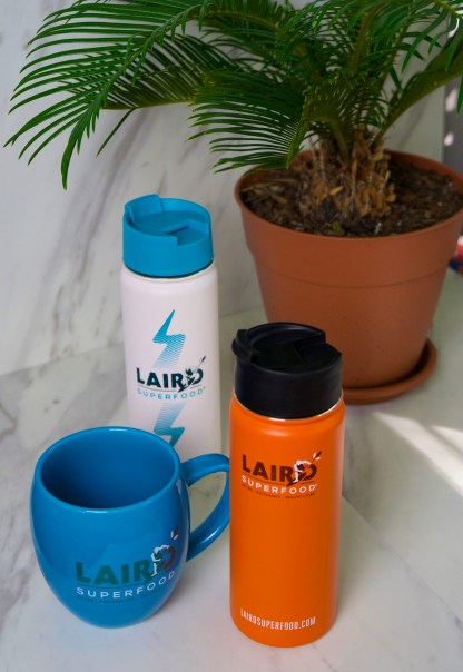 laird superfood insulated travel mug