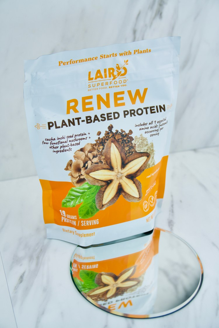 laird superfood renew protein