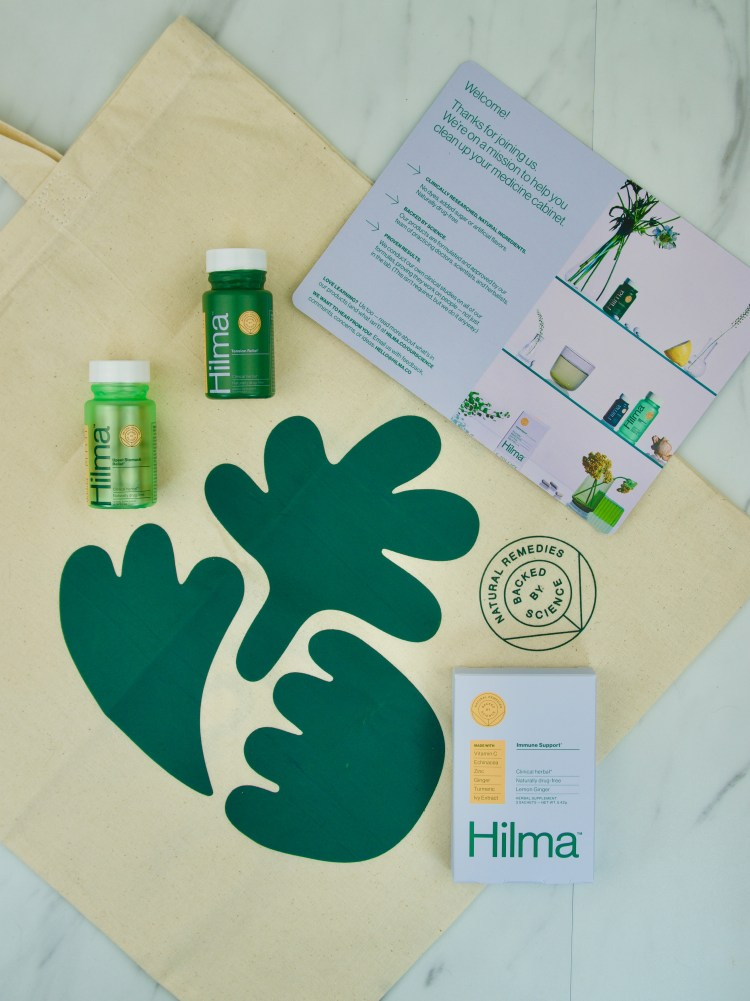 Hilma Natural Remedies for Wellness
