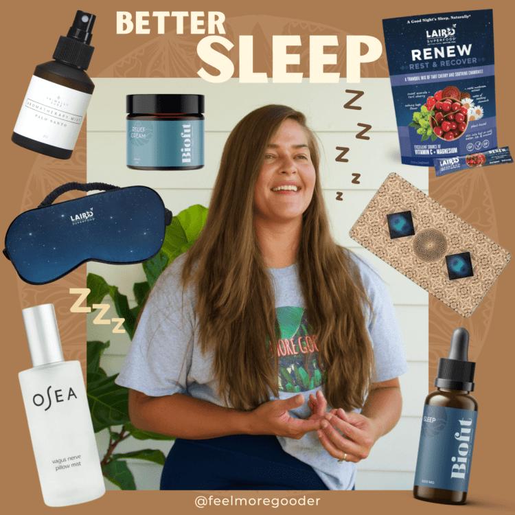 habits for better sleep