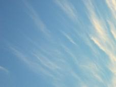 Sky lines.
