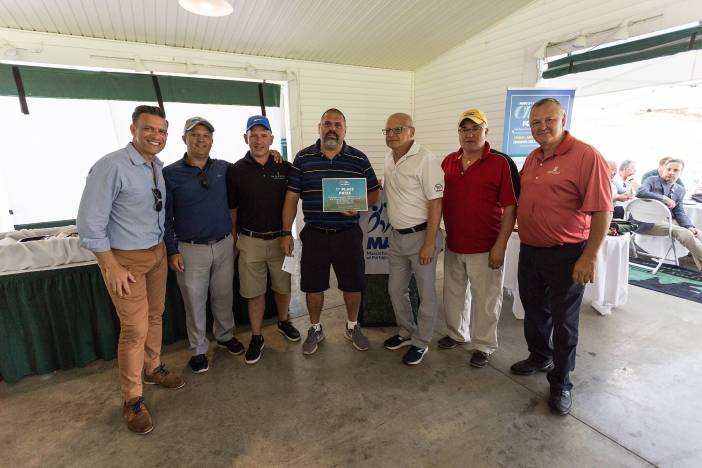 MAPS Golf Tournament 1st Prize