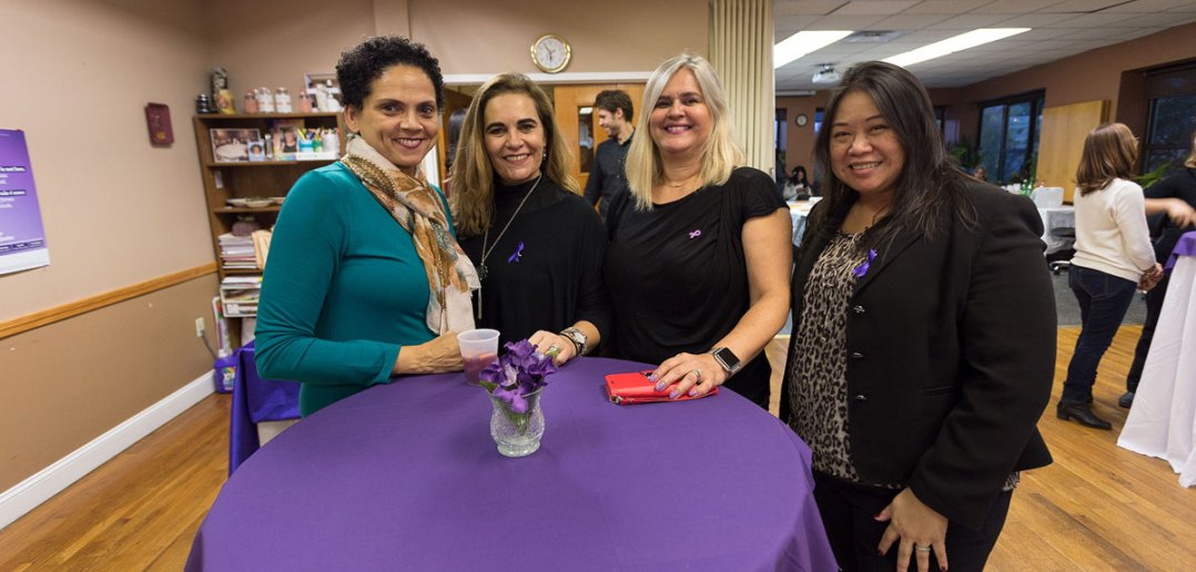 Dulce-Ferreira,-MA,-left,-MAPS-Director-of-Domestic-Violence-and-Sexual-Assault-Services,-with-MAPS-Staff